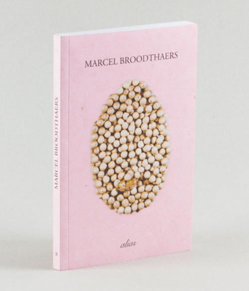 18 Marcel Broodthaers, de Marcel Broodthaer.