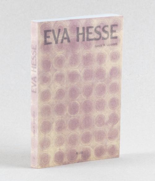 19 Eva Hesse, de Lucy R. Lippard.