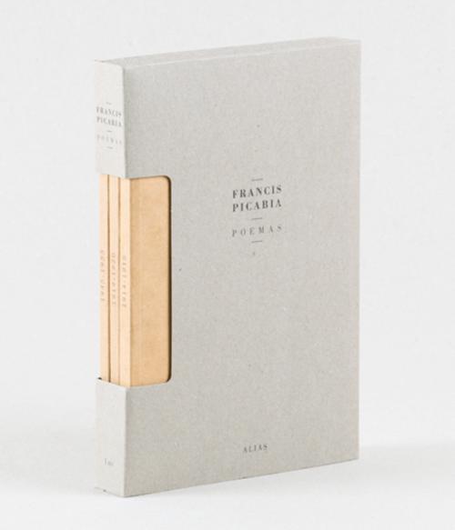 1bis Francis Picabia: poemas, de Francis Picabia.