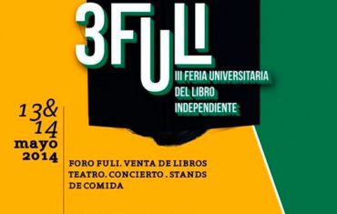 Alias en la III Feria Universitaria del Libro Independiente