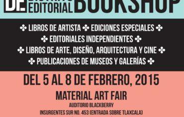 Alias en Distrito Editorial Bookshop