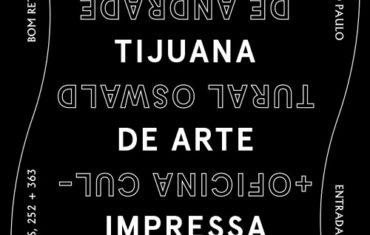 Alias en la 6ª Feira Tijuana de Arte Impressa