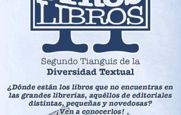 Alias en Los Otros Libros. Segundo Tianguis de la Diversidad Textual