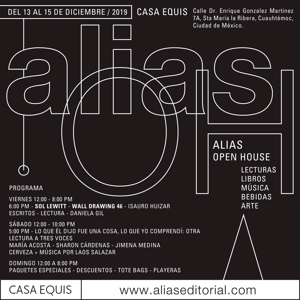 ALIAS Open House