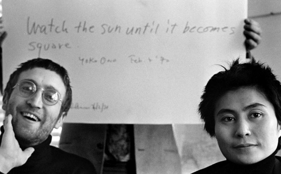 'Pomelo': Editorial Alias revive visión artística de Yoko Ono